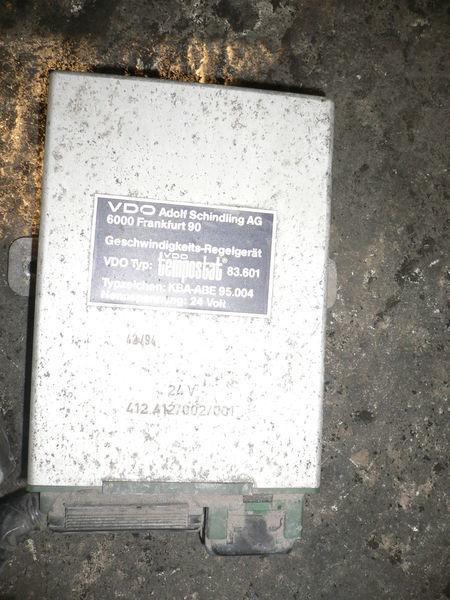 VOLVO VDO 412.412/002/001 besturingseenheid voor VOLVO bus