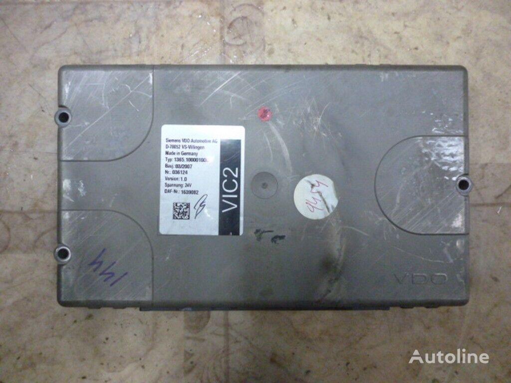 Blok elektronnyy XF 105 besturingseenheid voor vrachtwagen