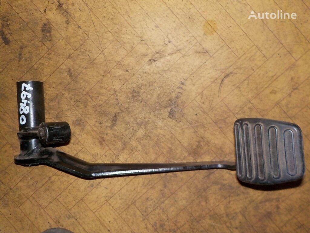 Pedal tormoza bevestigingsmiddel voor DAF truck
