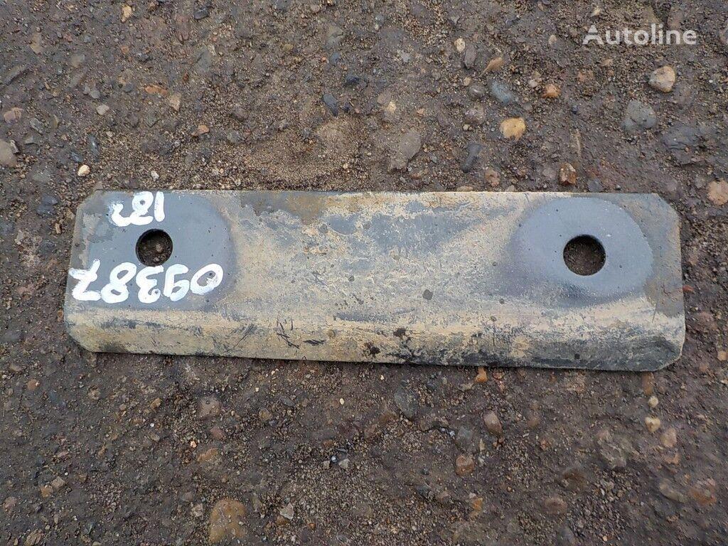 podnozhki Iveco bevestigingsmiddelen voor vrachtwagen