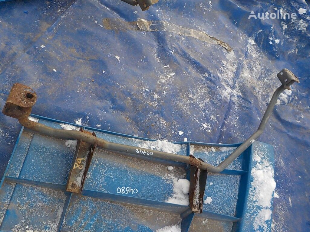 Kronshteyn bokovogo spoylera RH MAN bevestigingsmiddelen voor vrachtwagen
