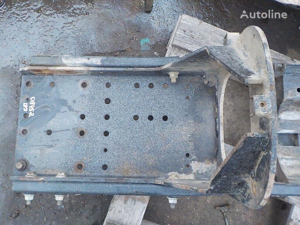 Kronshteyn vyhlopnoy sistemy bevestigingsmiddelen voor IVECO vrachtwagen