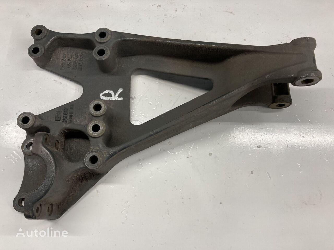 MERCEDES-BENZ Steun rechts van achterasophanging bevestigingsmiddelen voor MERCEDES-BENZ Steun rechts van achterasophanging vrachtwagen