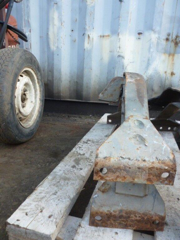Traversa ramy bevestigingsmiddelen voor SCANIA vrachtwagen