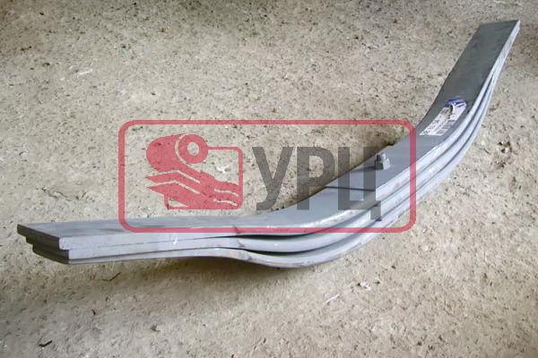 BPW, SAF bladveer voor oplegger