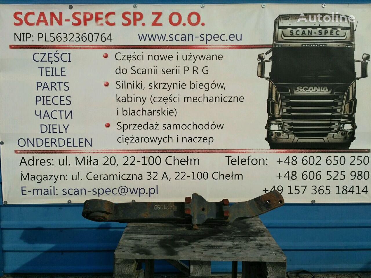SCANIA 1421060 Lewa strona RH bladveer voor SCANIA SERIE 4 / R trekker