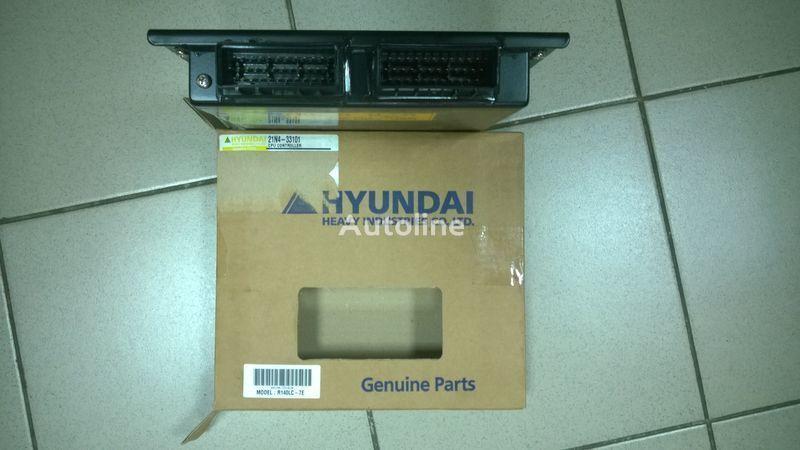 nieuw Hyundai 21N4-33101 CPU CONTROLLER board computer voor HYUNDAI  R140LC-7 graafmachine