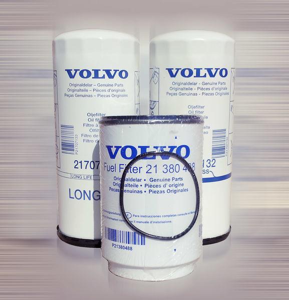 nieuw Volvo brandstoffilter voor VOLVO FH,FM,FL,FE,FMX trekker