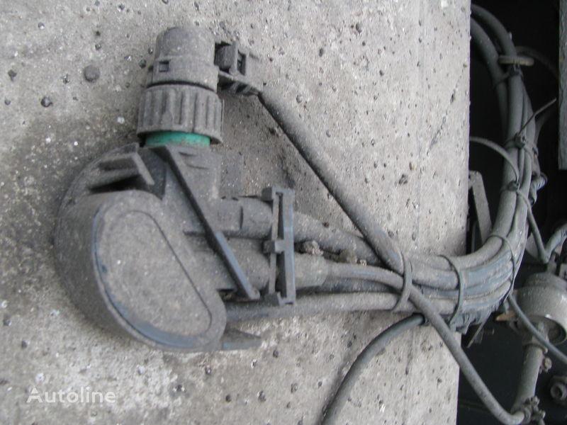 DAF brandstoftank voor DAF trekker