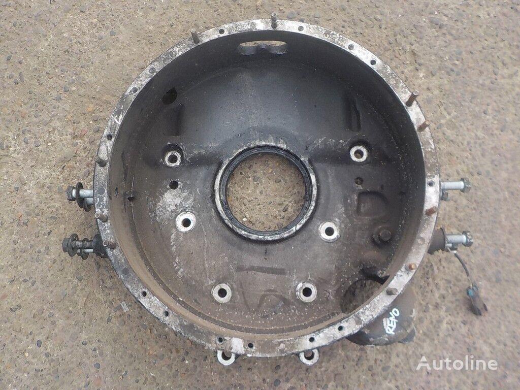 VOLVO 1680X700X700 (Alyuminievyy) ZAVAREN brandstoftank voor VOLVO vrachtwagen