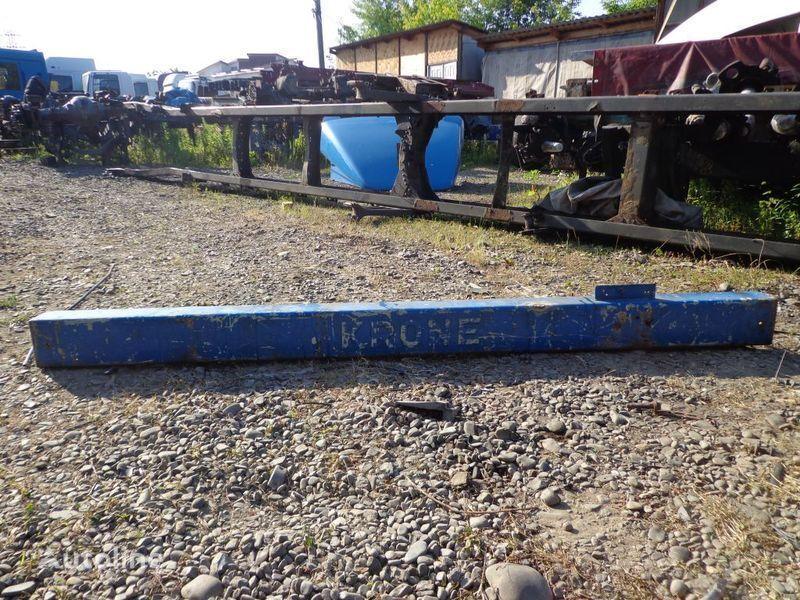 Bamper bumper voor KRONE aanhangwagen