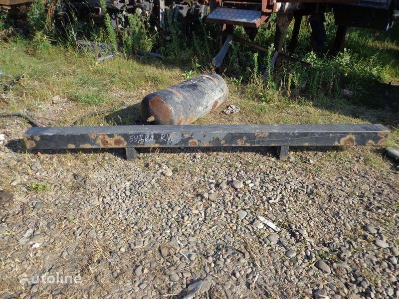 Bamper bumper voor aanhangwagen