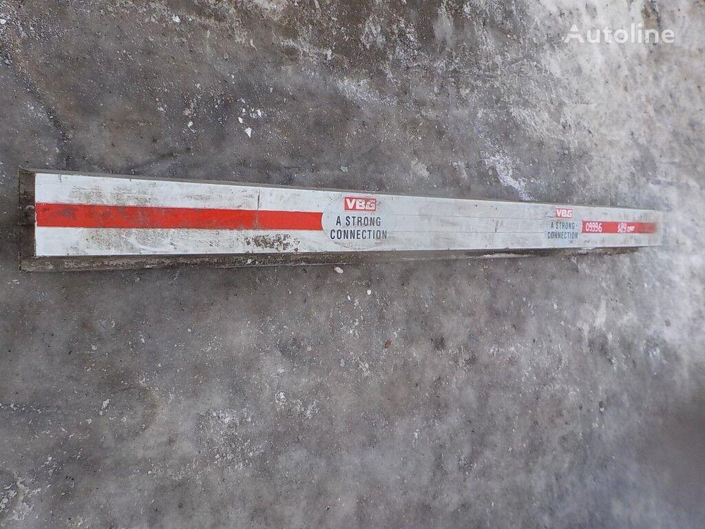 Zadniy (brus) DAF bumper voor vrachtwagen