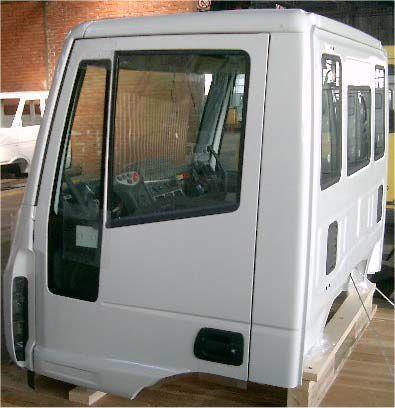 nieuw IVECO CABINA TECTOR MLREVESTIDA cabine voor IVECO ML CORTA TECHO BAJO truck