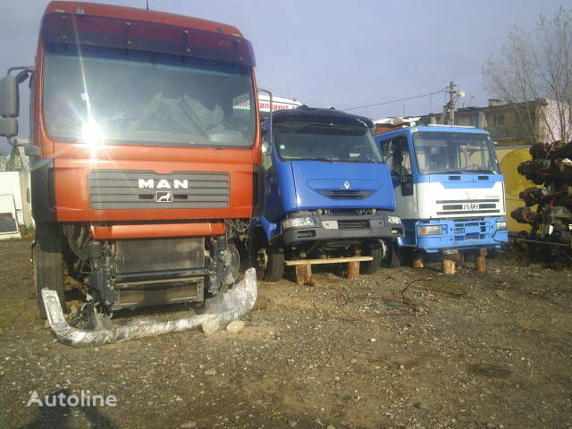 MAN cabine voor MAN TGA 18.460 vrachtwagen