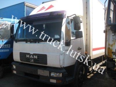 MAN cabine voor MAN LE 12.220 vrachtwagen