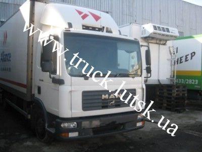 MAN cabine voor MAN TGL 8.180 vrachtwagen
