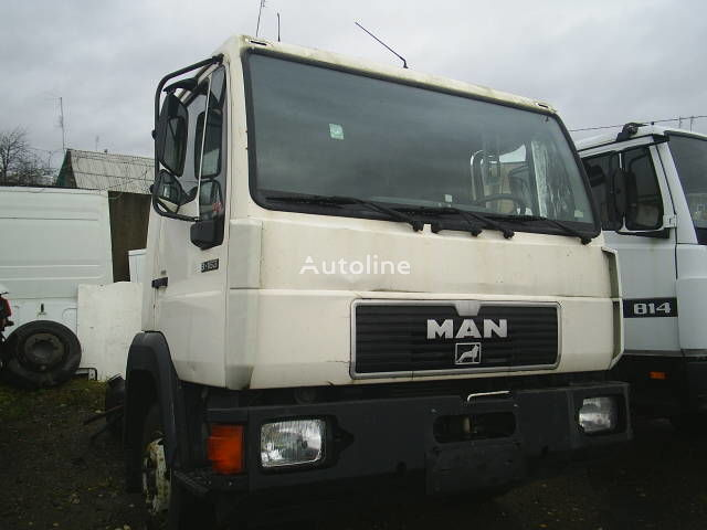 cabine voor MAN 8.153 vrachtwagen