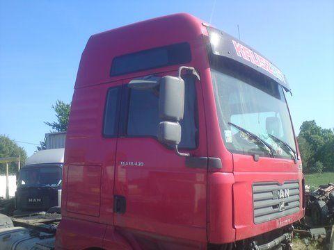 cabine voor MAN TGA XXL szeroka 5500 zl. netto vrachtwagen