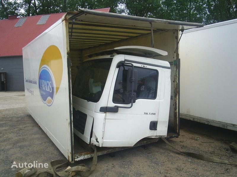 cabine voor MAN TGL 7.150 truck