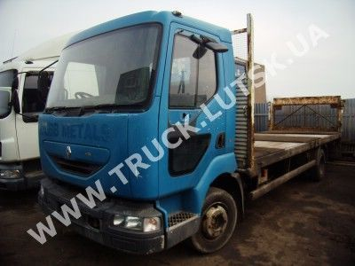 RENAULT cabine voor RENAULT MIDLUM 150 E2 vrachtwagen