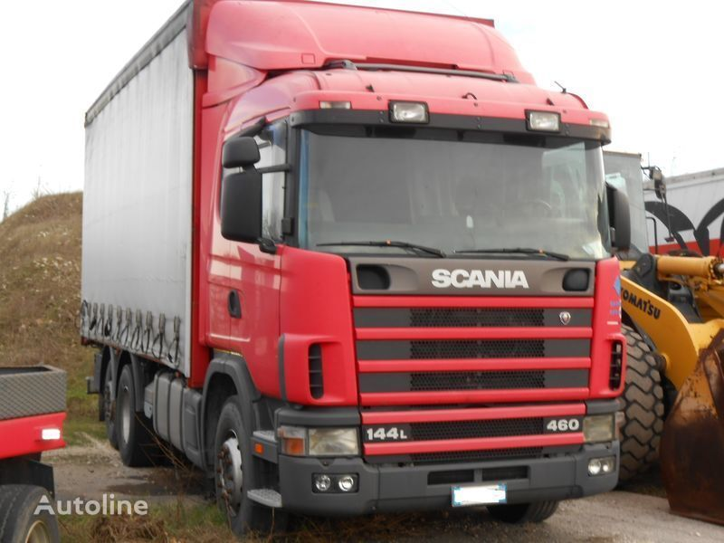 CR 19 cabine voor SCANIA 144L 460/530 PS truck