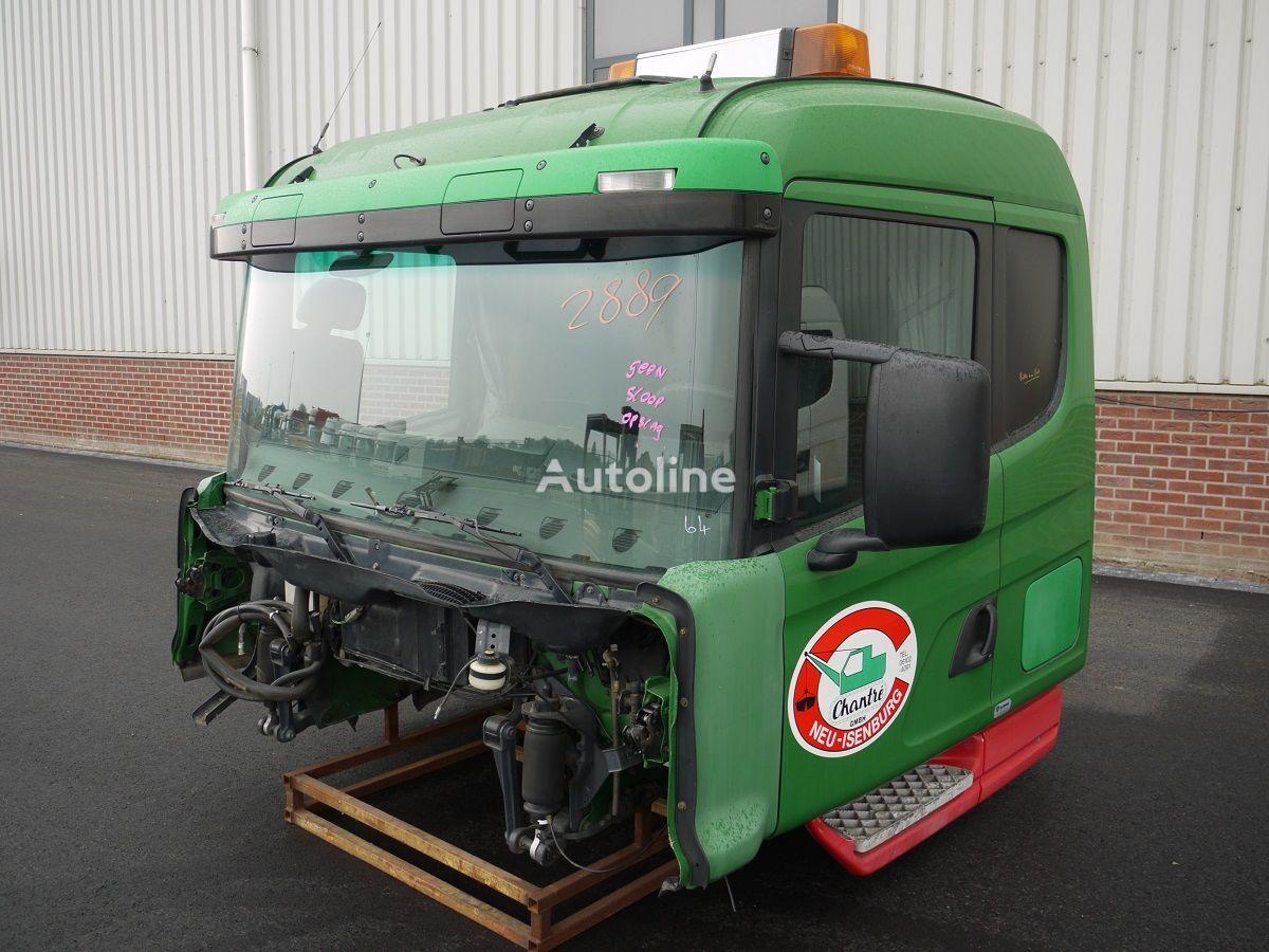 cabine voor SCANIA SC-4 CT-19 SLAAPCAB truck