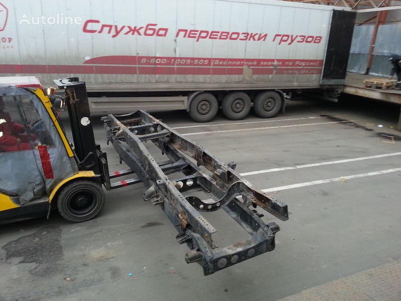HYUNDAI chassis voor HYUNDAI HD450 HD500 vrachtwagen