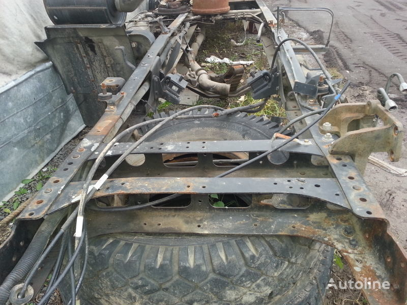 chassis voor HYUNDAI HD120 truck