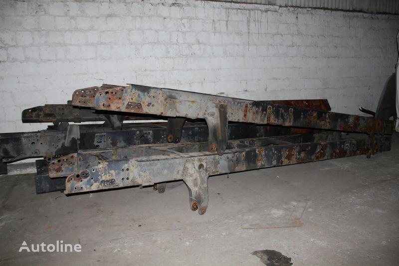 Beschadigde P310 Euro 4 chassis voor SCANIA truck