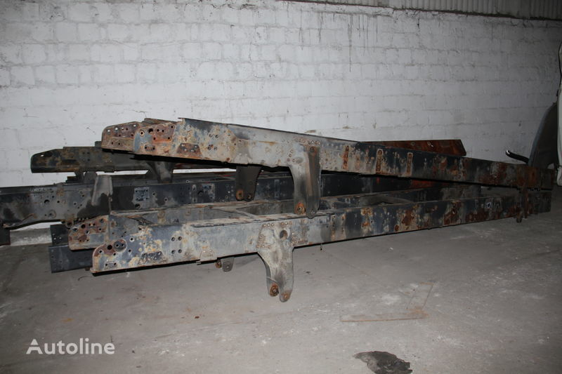 Beschadigde SCANIA P310 Euro 4 chassis voor SCANIA vrachtwagen