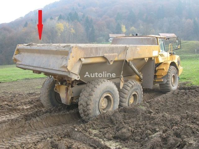 chassis voor VOLVO A25, A30, A35 kipper