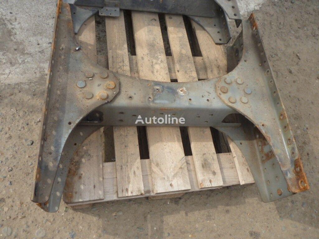 Poperechina ramy Volvo chassis voor vrachtwagen