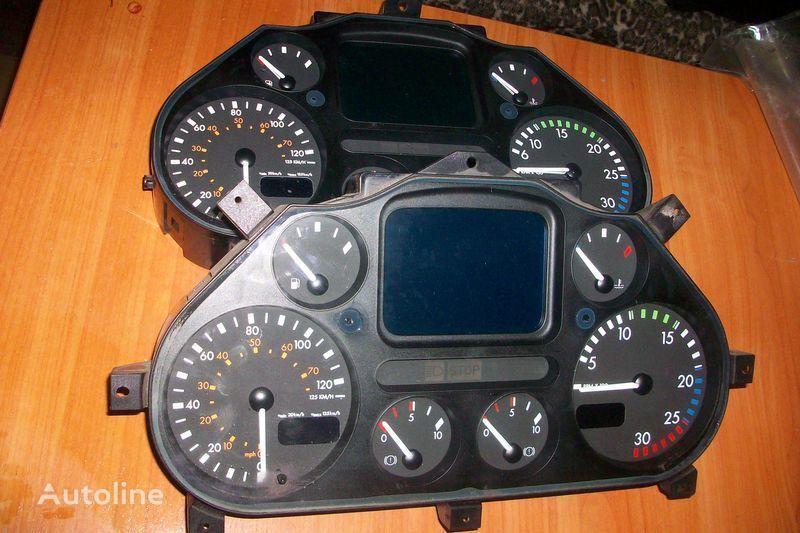 DAF E-3 dashboard voor DAF trekker