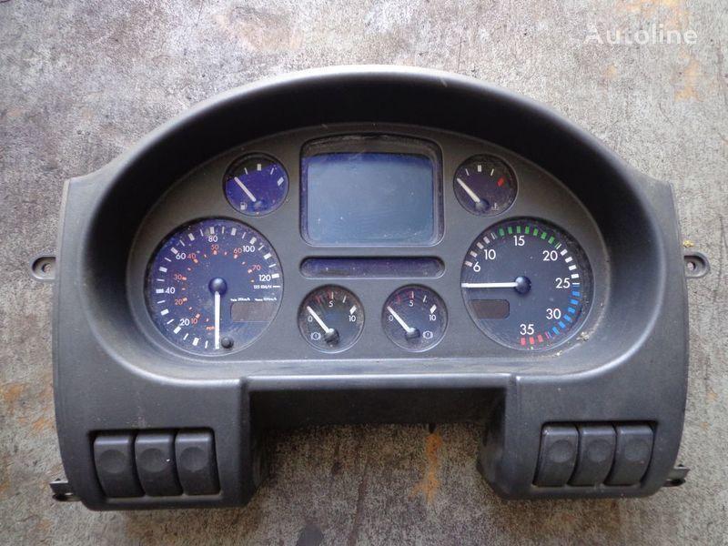 dashboard voor DAF XF, CF trekker