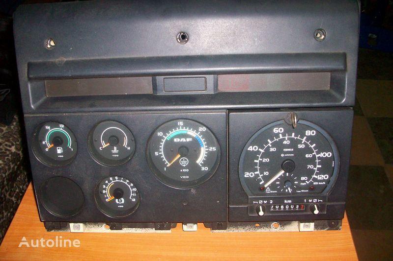 CF-85 dashboard voor DAF  XF,CF trekker