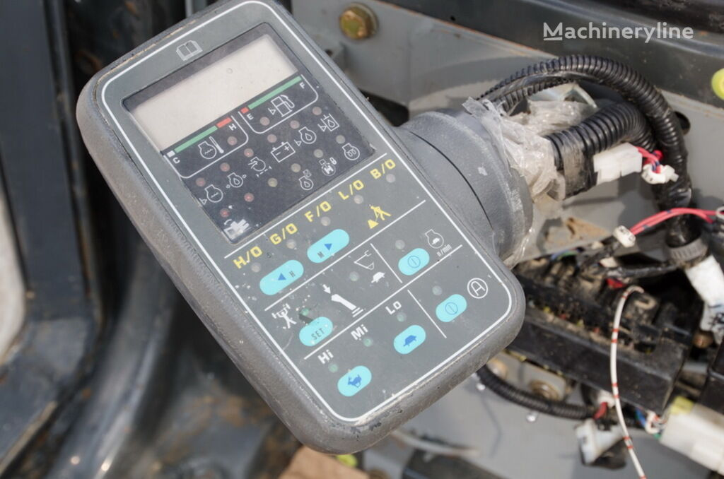 KOMATSU dashboard voor KOMATSU PC240LC-6 graafmachine