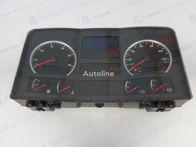 Siemens VDO Automative AG 81272026154 dashboard voor MAN trekker