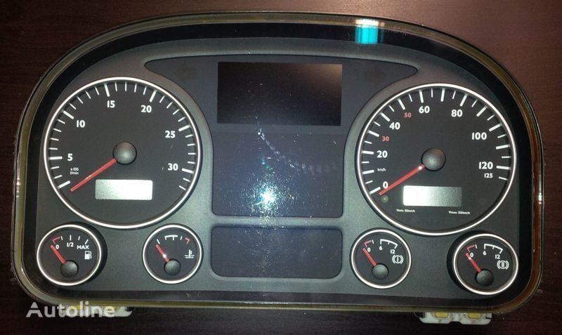 MAN DASH PANEL DASHBOARD dashboard voor MAN TGX vrachtwagen