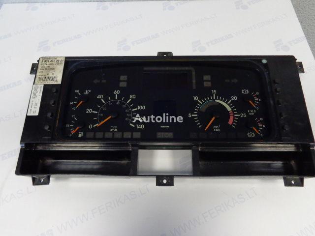 A 0014462021,ZGS001 dashboard voor MERCEDES-BENZ ACTROS trekker