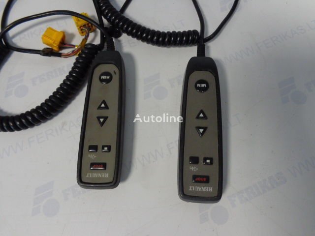 RENAULT Air suspention remote control units 7420756755,7420756755 dashboard voor RENAULT trekker