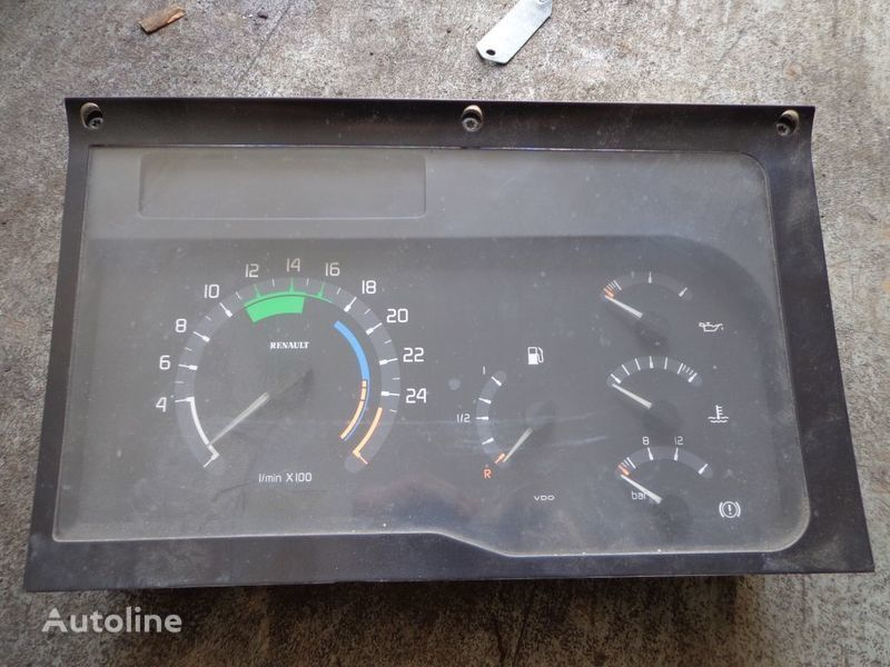 dashboard voor RENAULT Premium, Magnum trekker