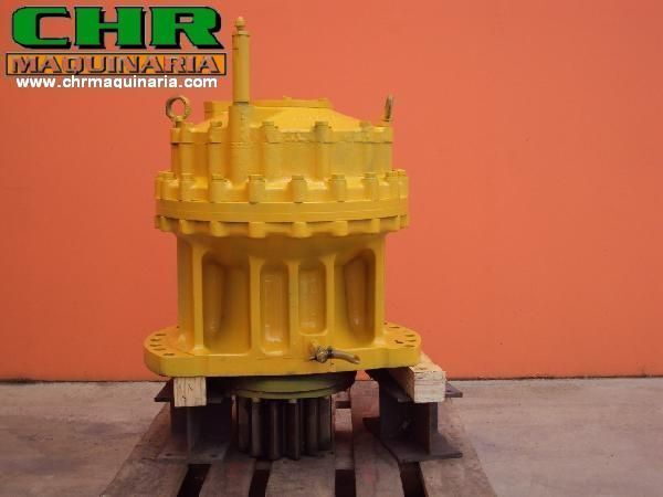 LARGE STOCK SWING DEVICE KOMATSU, CATERPILLAR, HITACHI, FIAT-HIT differentieel voor graafmachine