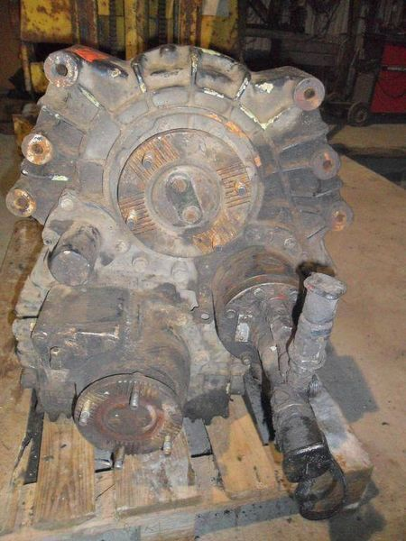 MAN 6X6 8X8    G 17002 differentieel voor truck
