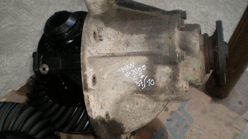 MAN HY13110 ,37/10.  37/12 differentieel voor MAN F2000 trekker