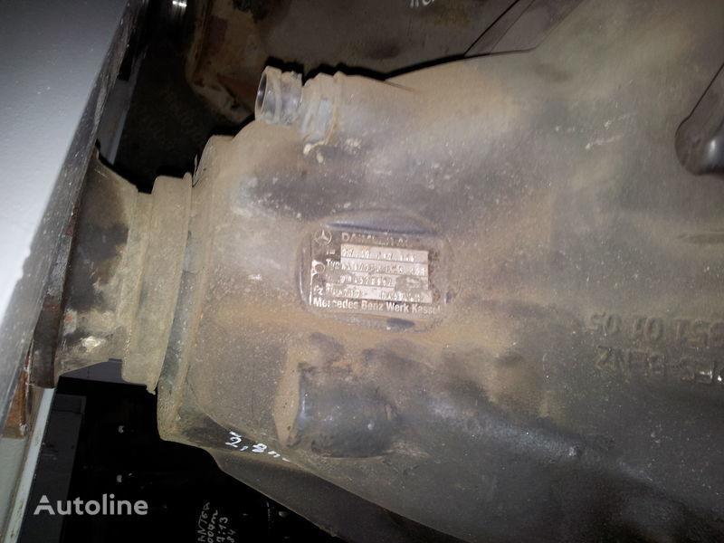 Mercedes Benz actros, axle gear, MP3 axle HL6 ratio 37/13, 2.84 differentieel voor MERCEDES-BENZ Actros trekker