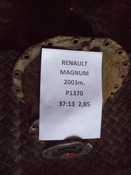 RENAULT P1370 differentieel voor RENAULT MAGNUM trekker