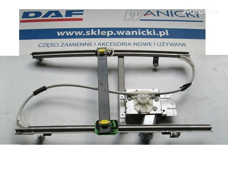 DAF szyby lewej,mechanizm, Electrically controled window elektrische raam voor DAF LF 45, 55 trekker