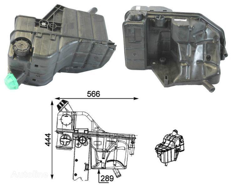 nieuw BEHR HELLA 0005003149.89100002004 expansievat voor MERCEDES-BENZ ACTROS vrachtwagen