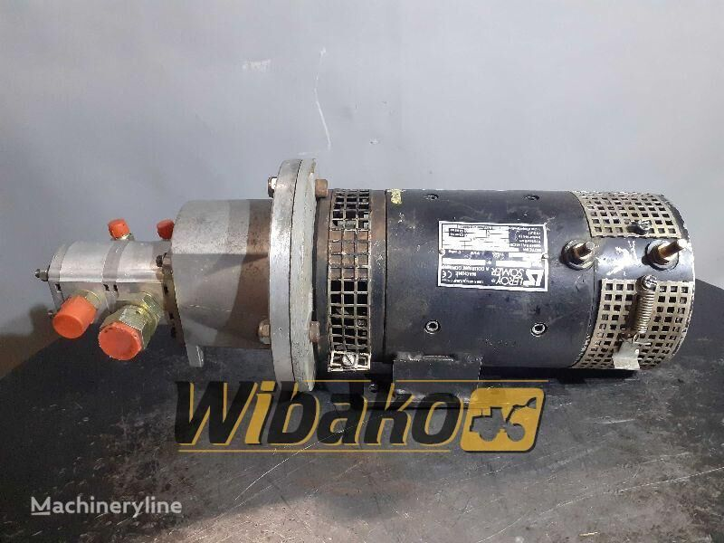 Elektropompa Leroy Somer T15 hydrauliekmotor voor T15 (733952/03-01/99) overige
